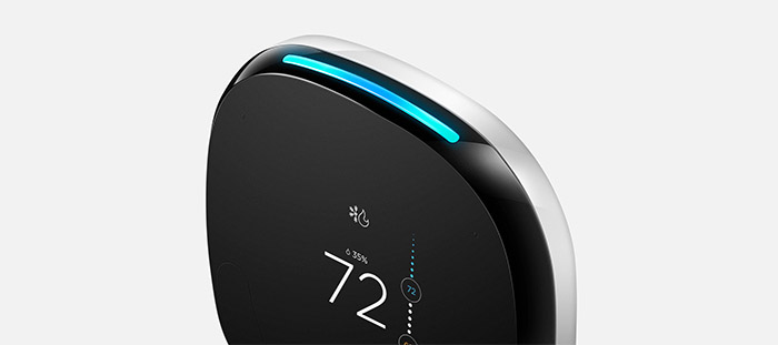 Ecobee4 Smart Thermostat Review   Best Smart Thermostat 2019