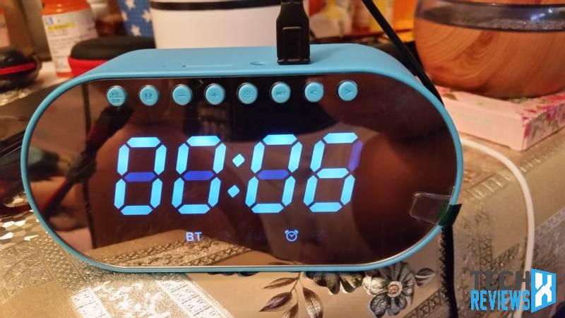 LyRay Bluetooth 4.2 Portable Speaker