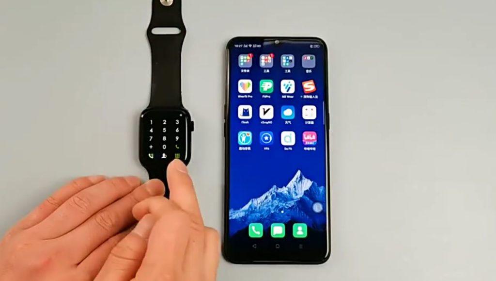 HW22 Smartwatch Review Best Clone Of Apple Watch in 2021 15 / lahorestore.pk