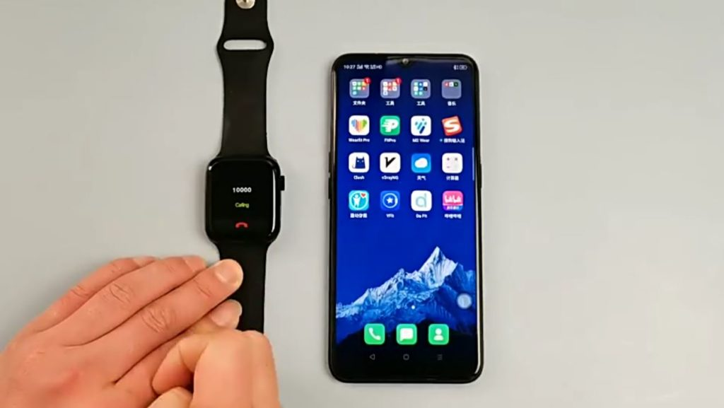 HW22 Smartwatch Review Best Clone Of Apple Watch in 2021 16 / lahorestore.pk