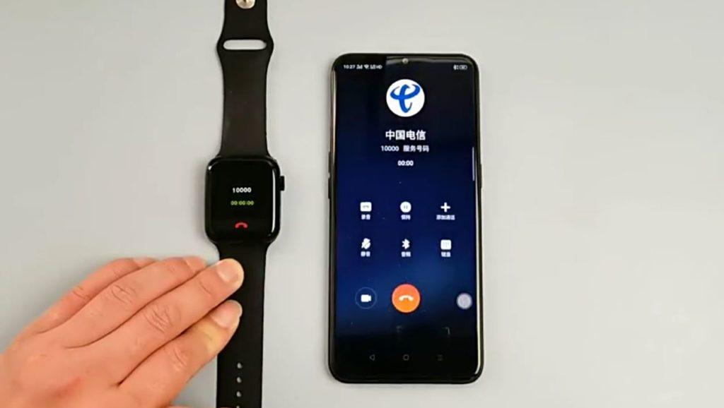 HW22 Smartwatch Review Best Clone Of Apple Watch in 2021 17 / lahorestore.pk
