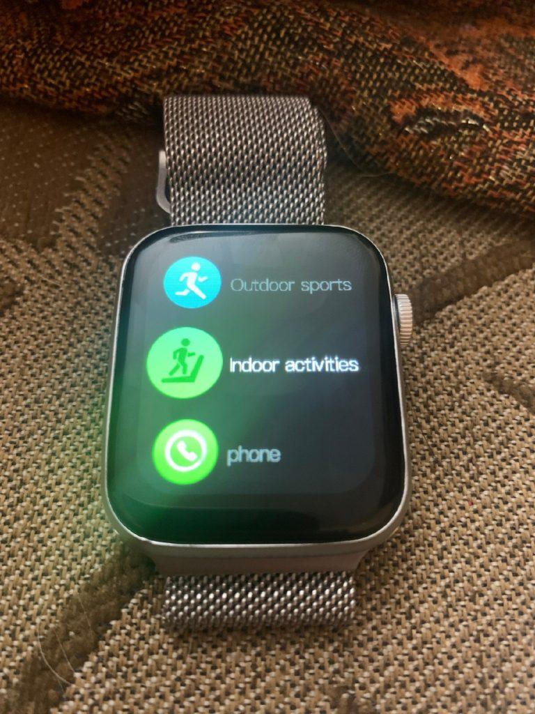 HW22 Smartwatch Review Best Clone Of Apple Watch in 2021 24 1 / lahorestore.pk