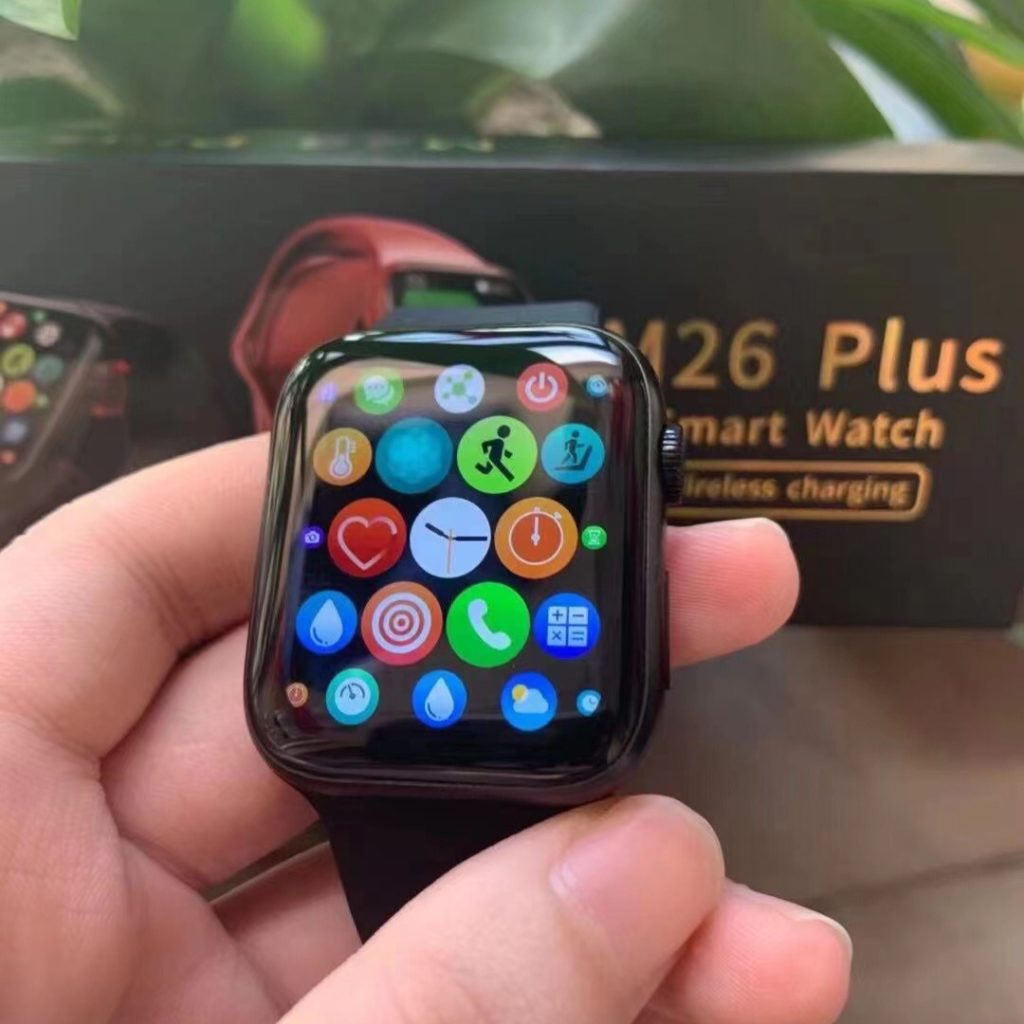 Smartwatch M26 Plus 18