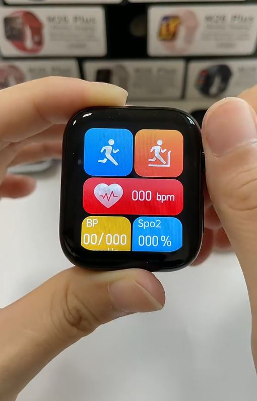 Smartwatch M26 Plus 24