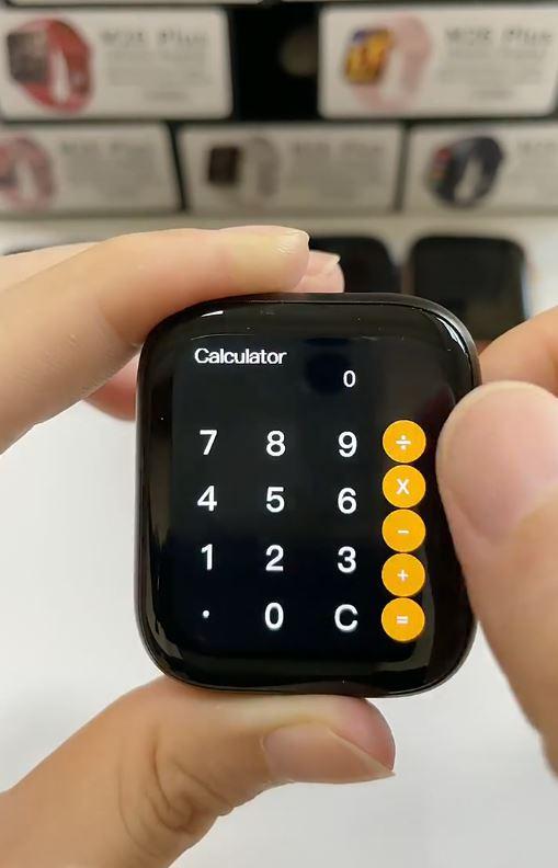 Smartwatch M26 Plus 19