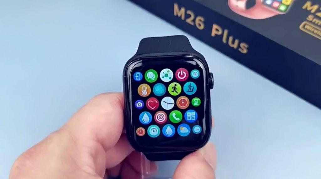Smartwatch M26 Plus 6